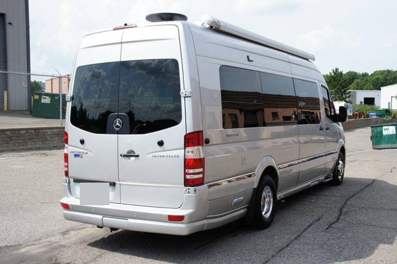 Dodge air stream autos post for Mercedes benz airstream