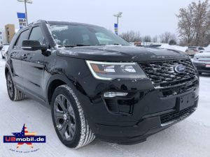 2018 Ford Explorer Sport Awd Eingetroffen Verfügbar In D