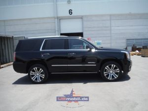 2018 Gmc Yukon 44 Denali Ultimate Package In D Eingetroffen